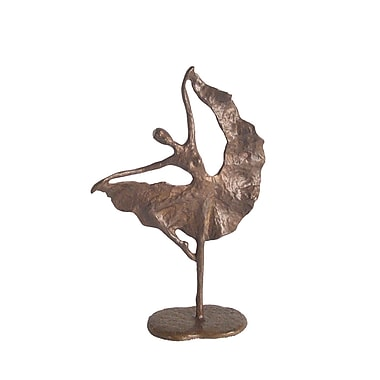 Danya B ZD5758 Folkloric Dancer Cast Bronze Sculpture