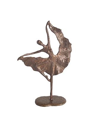 Danya B ZD5758 Folkloric Dancer Cast Bronze Sculpture