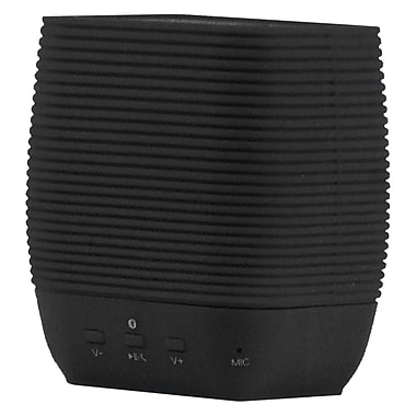 Supersonic® SC-1362BT Portable Bluetooth Rechargeable Speakers With Micro SD Card Slot