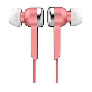 Supersonic IQ-113PINK Digital Stereo Earphone, Pink