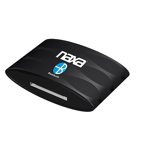 Naxa® Bluetooth Wireless Receiver And Adapter For IPhone