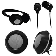 Craig® 3 in 1 Audio Combo Pack, Black