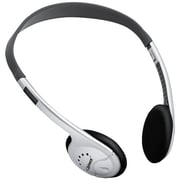 Zenex ZN-EP5723V Stereo Headphone with Volume Control, White