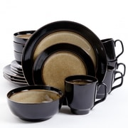 Gibson Bella Galleria Dinnerware Set, 16 Piece