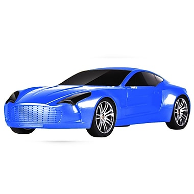 Supersonic® SC-1315 Portable Rechargeable Car Speakers With USB/Mini SD/Aux In/FM Radio