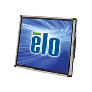 "ELO 1937L 19"" Black/Steel LCD Touchscreen Monitor"