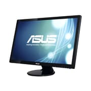"Asus VE278H 27"" Black LED-Backlit LCD Monitor, 2 HDMI, DVI"