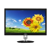 "Philips 271P4QPJEB 27"" Black LED-Backlit LCD Monitor, HDMI, DVI"