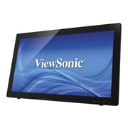 "ViewSonic Td2740 27"" Black Led Lcd Touchscreen Monitor, Hdmi"