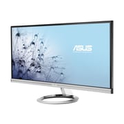 "Asus MX299Q 29"" Black/Silver LED-Backlit LCD Monitor, HDMI, DVI"