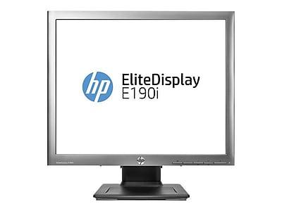 HP EliteDisplay 18.9