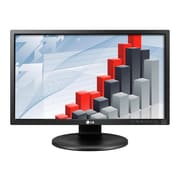 "LG 24MB35PY-B 24"" Matte Black LED-Backlit LCD Monitor, DVI"