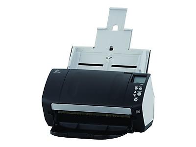 Fujitsu Fi-7160 Deluxe Bundle - Document Scanner - CG01000-286401 - Black/White