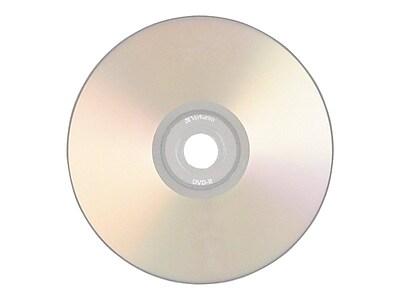 Verbatim 97016 4.7 GB DVD-R Wrap, 100/Pack