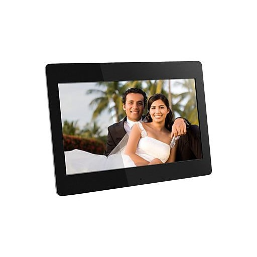 Aluratek Admpf114f Digital Photo Frame With 512mb Built In Memory