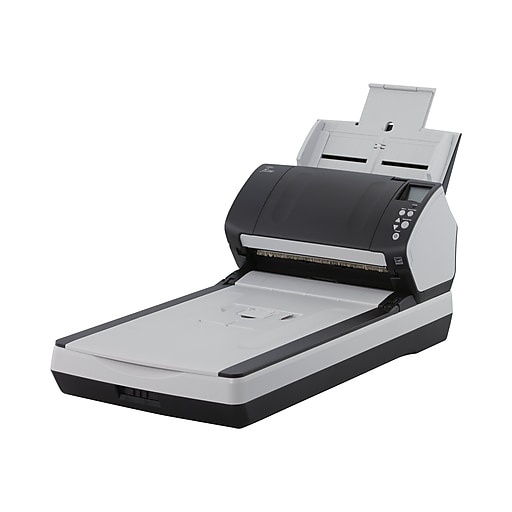 Shop fujitsu fi 7260 sheetfed scanner buy scanners at staples httpsstaples 3ps7is reheart Choice Image