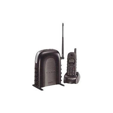 EnGenius DURAFON 1X Single Line Cordless Phone System, Black
