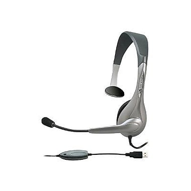 Cyber Acoustics AC-840 Internet Communication USB Mono Headset