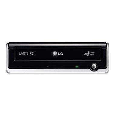 LG GE24NU40 Super Multi External 24X USB 2.0 DVD Rewriter With M-Disc™ Support, Black