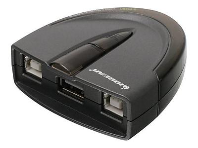 Iogear® USB 2.0 Automatic Printer Switch, 2 Port (GUB231)