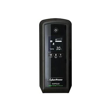 CyberPower CP850PFCLCD PFC Sinewave UPS 850VA, 510 Watt, 10-Outlets