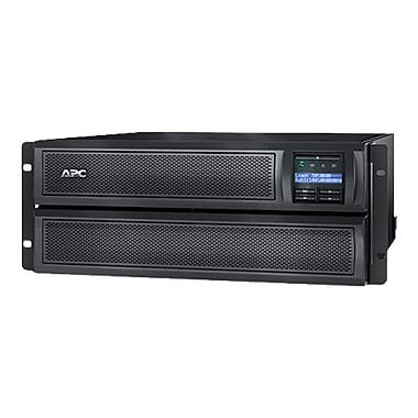 APC Smart-UPS SMX2000LVNC 120 VAC LCD UPS with Network Card