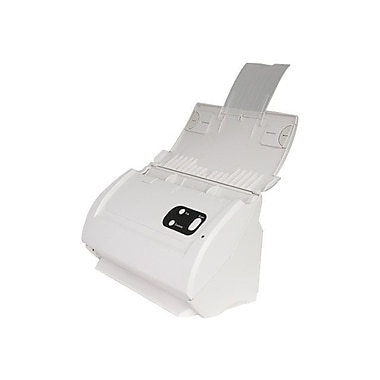 Plustek SmartOffice PS283 Document Scanner, White
