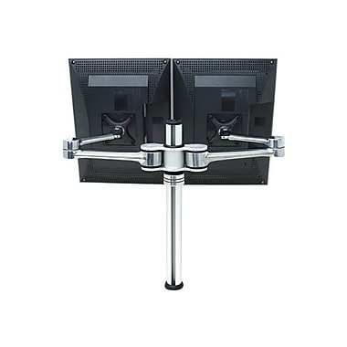Atdec Visidec VFATD Focus Dual Desk Monitor Arm, Up To 17.5 lbs.