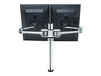 Atdec Visidec VFATD Focus Dual Desk Monitor Arm, Up To 17.5 lbs.