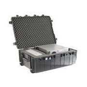 Pelican™ Transport Case With Foam, Black