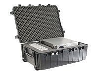 Pelican™ Transport Case With Foam, Black