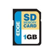 Edge™ PE197230 Digital Media 1GB (1 x 1GB) SD Flash Memory Card