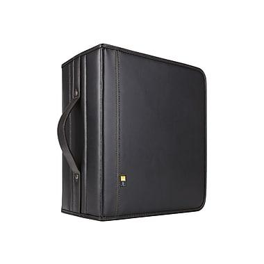Case Logic® Koskin 200 DVD Album, Black