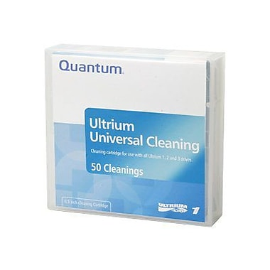Quantum® MR-LUCQN-01 LTO Universal Cleaning Cartridge