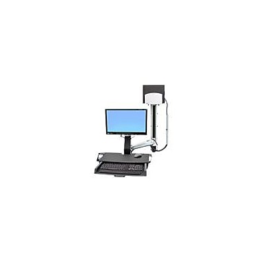 Ergotron StyleView 45-270-026 Sit-Stand Combo System for 24