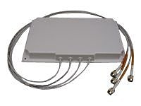 Cisco™ AIR-ANT2566P4W-R= Aironet 2MIMO 4-Element Patch Antenna, 2.4 GHz/5 GHz
