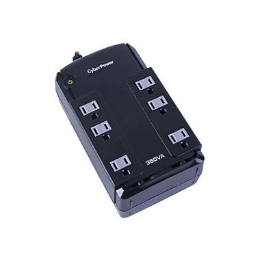 CyberPower Standby Series UPS 350VA, 250 Watt, 6-Outlets
