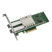 intel® E10G42BFSR Converged Network Adapter, 2 x LC