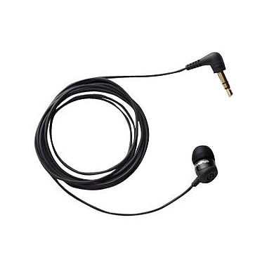 Olympus TP8 Telephone Pickup Earphone with Mic, Black