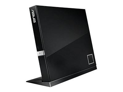ASUS SBW-06D2X-U External Blu-Ray Writer, Black