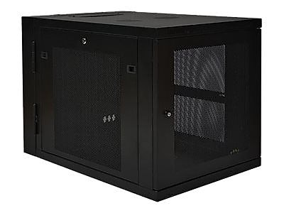 Tripp Lite SmartRack™ SRW12US33 12U Extended-Depth Wall-Mount Rack Enclosure Cabinet