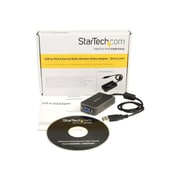 StarTech USB VGA External Monitor Video Adapter