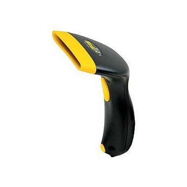 Wasp WCS3900 Black/Yellow Handheld CCD Barcode Reader for PC