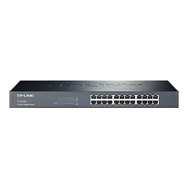 TP-LINK TL-SG1024 10/100/1000Mbps 24-Port Gigabit 19-inch Rackmountable Switch, 48Gbps Capacity