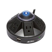 Accell® Powramid® 1080 Joule Power Center and USB Charging Station