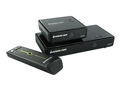 Iogear® GW3DHDKIT Wireless Video Distribution Kit