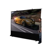 "Elite Screens™ ezCinema Series 120"" Manual Pull Up Projector Screen, 4:3, Black Aluminum Casing"