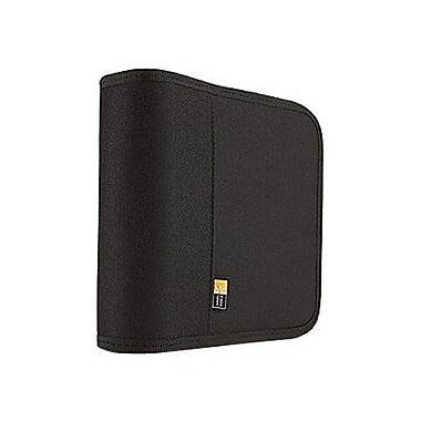 Case Logic® 24 Capacity CD/DVD Wallet