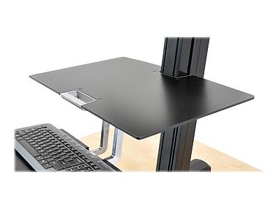 Ergotron WorkFit-S Work Surface, Black