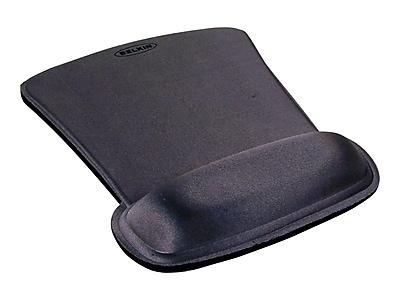 Belkin™ WaveRest® Gel Mouse Pad, Silver